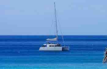 Croisière catamaran Martinique dest. Sainte-Lucie, les îles de Guadeloupe et La Dominique au départ du Marin