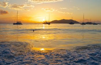 Croisière catamaran aux Iles Vierges Britanniques