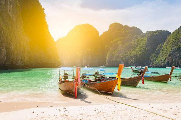 Croisière catamaran en Thaïlande