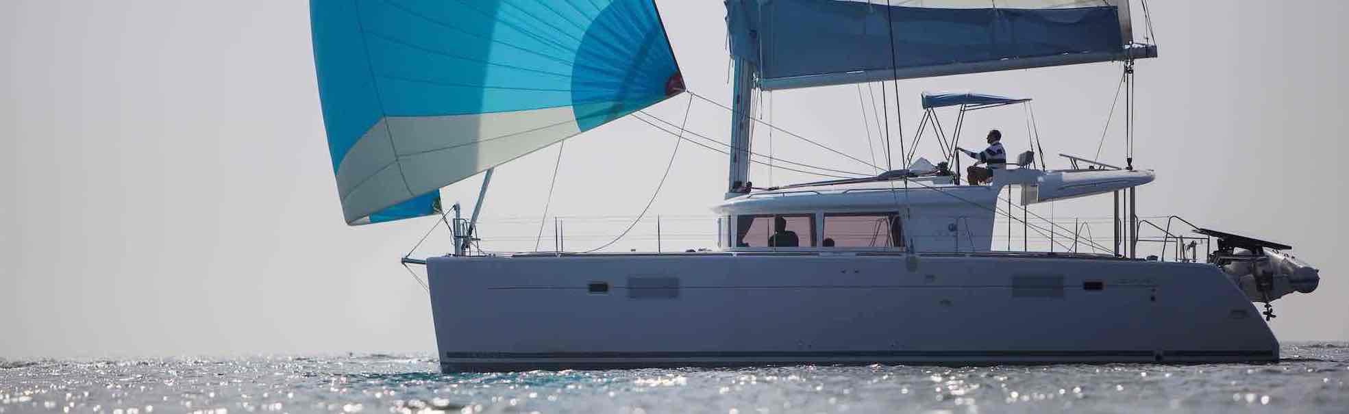 Ecole de croisière en catamaran Marseille
