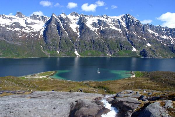 Croisière «voile et randonnée» dans les fjords de Tromsø !