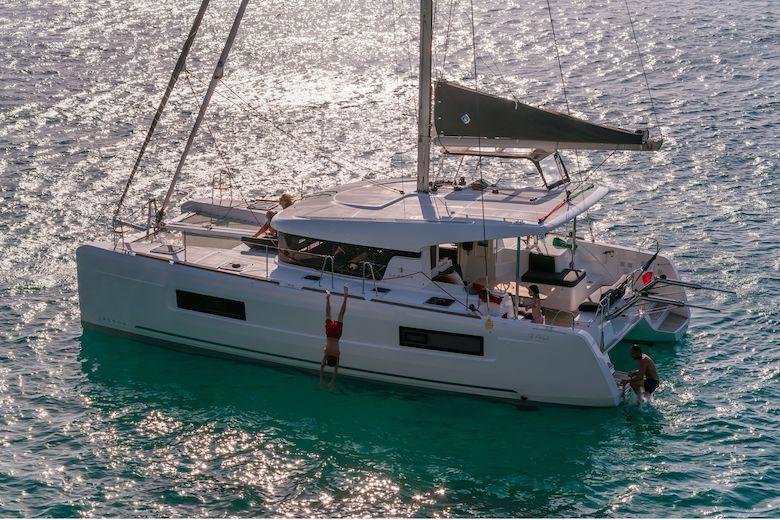 Ecole de croisière en catamaran Port Pin Rolland, 83